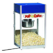 6 oz Table Top Popcorn Machine with 50 Servings