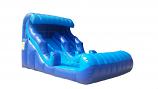Blue Wave Water Slide